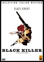 Jaquette Black Killer