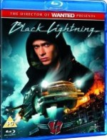 Jaquette Black Lightning