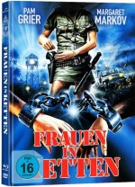 Jaquette Black Mama, White Mama - Frauen in Ketten (DVD + BLURAY) - Cover C