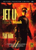 Jaquette BLACK MASK COLLECTOR