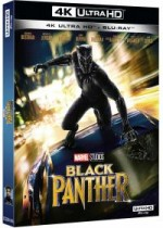 Jaquette Black Panther (4K Ultra HD + Blu-ray)