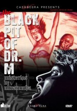Jaquette Black Pit of Dr. M