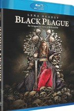 Jaquette Black Plague