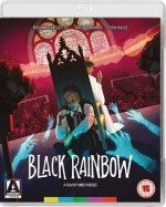 Jaquette Black Rainbow