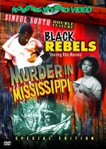 Jaquette Black Rebels & Murder in Mississippi