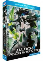 Jaquette Black Rock Shooter - Int�grale (Blu-ray + OAV + Livret)