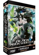 Jaquette Black Rock Shooter - Int�grale + OAV