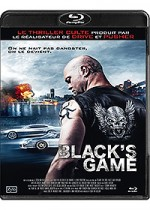 Jaquette Black's Game