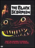 Jaquette Black Scorpion