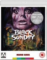 Jaquette Black Sunday (DVD + Bluray)