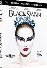 Jaquette Black Swan (édition Collector)