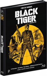 Jaquette Black Tiger (DVD + BLURAY)