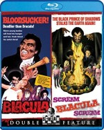 Jaquette Blacula/Scream, Blacula, Scream
