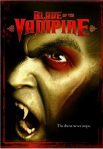 Jaquette Blade of the Vampire