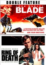 Jaquette Blade / Ring of Death