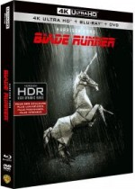 Jaquette Blade Runner (4K Ultra HD + Blu-ray + DVD)