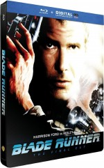Jaquette Blade Runner (Blu-ray + Copie digitale - �dition bo�tier SteelBook)