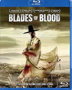 Jaquette Blades of Blood