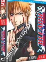 Jaquette Bleach - Int�grale des 4 films