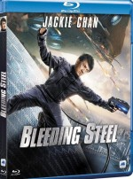 Jaquette Bleeding Steel
