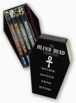 Jaquette Blind Dead Collection EPUISE/OUT OF PRINT