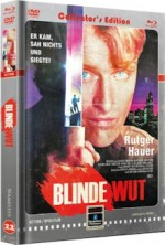 Jaquette Blinte Wut (Blu-Ray+DVD) - Cover D