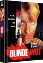 Jaquette Blinte Wut (Blu-Ray+DVD) - Cover E