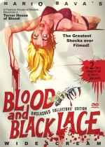 Jaquette Blood and Black Lace (2 disc special edition)