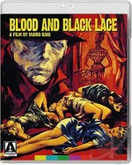 Jaquette Blood And Black Lace (Blu-ray + DVD)