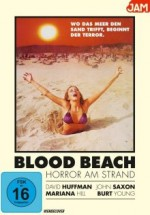 Jaquette Blood Beach