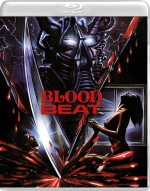Jaquette Blood Beat (DVD + Blu-Ray)