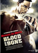 Jaquette Blood & Bone