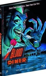 Jaquette Blood Diner (Blu-Ray+DVD) (2Discs) - Cover A [Limited Edition]