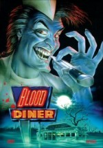 Jaquette Blood Diner - Cover A - Limited 250 Edition