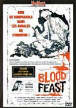 Jaquette Blood Feast