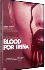 Jaquette Blood for Irina