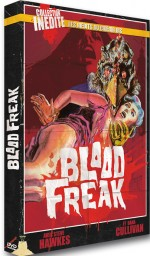 Jaquette Blood Freak EPUISE/OUT OF PRINT