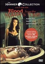 Jaquette Blood from the Mummy's Tomb