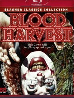 Jaquette Blood Harvest