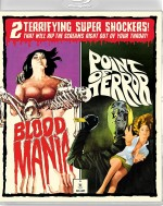 Jaquette Blood Mania / Point of Terror