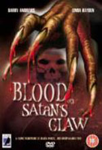 Jaquette BLOOD ON SATAN'S CLAW