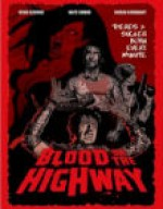 Jaquette Blood on the Highway
