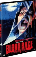 Jaquette Blood Rage (Blu-Ray+2DVD) - Cover A - Limited 1000 Edition