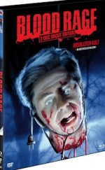 Jaquette Blood Rage (Blu-Ray+2DVD) - Cover B - Limited 1000 Edition