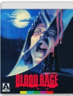 Jaquette Blood Rage (DVD / Blu-Ray Combo)