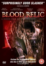 Jaquette Blood Relic