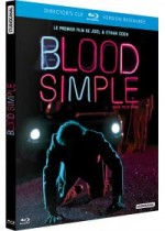 Jaquette Blood Simple EPUISE/OUT OF PRINT