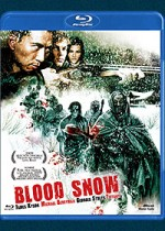 Jaquette Blood Snow