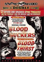 Jaquette BLOOD SUCKERS/BLOOD THIRST (SPECIAL EDITION)