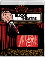 Jaquette Blood Theatre / The Visitants (DVD + Blu-Ray)